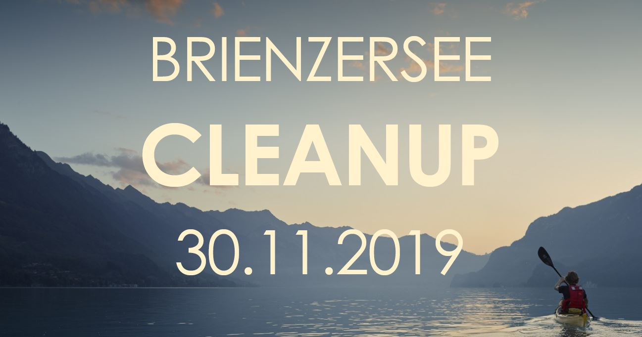 Brienzersee CleanUP